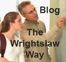 The Wrightslaw Way Blog
