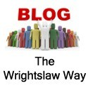 Blog the Wrightslaw