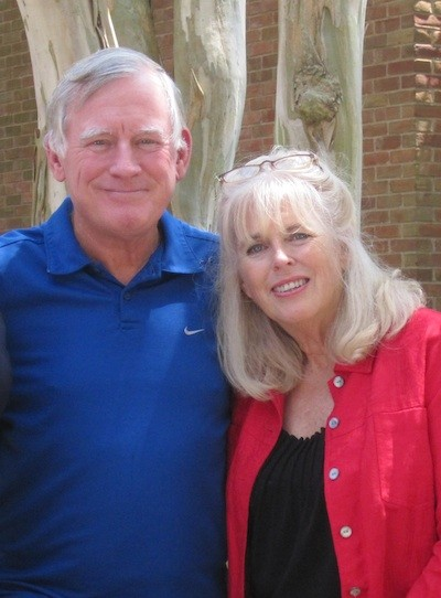 Pete and Pam Wright