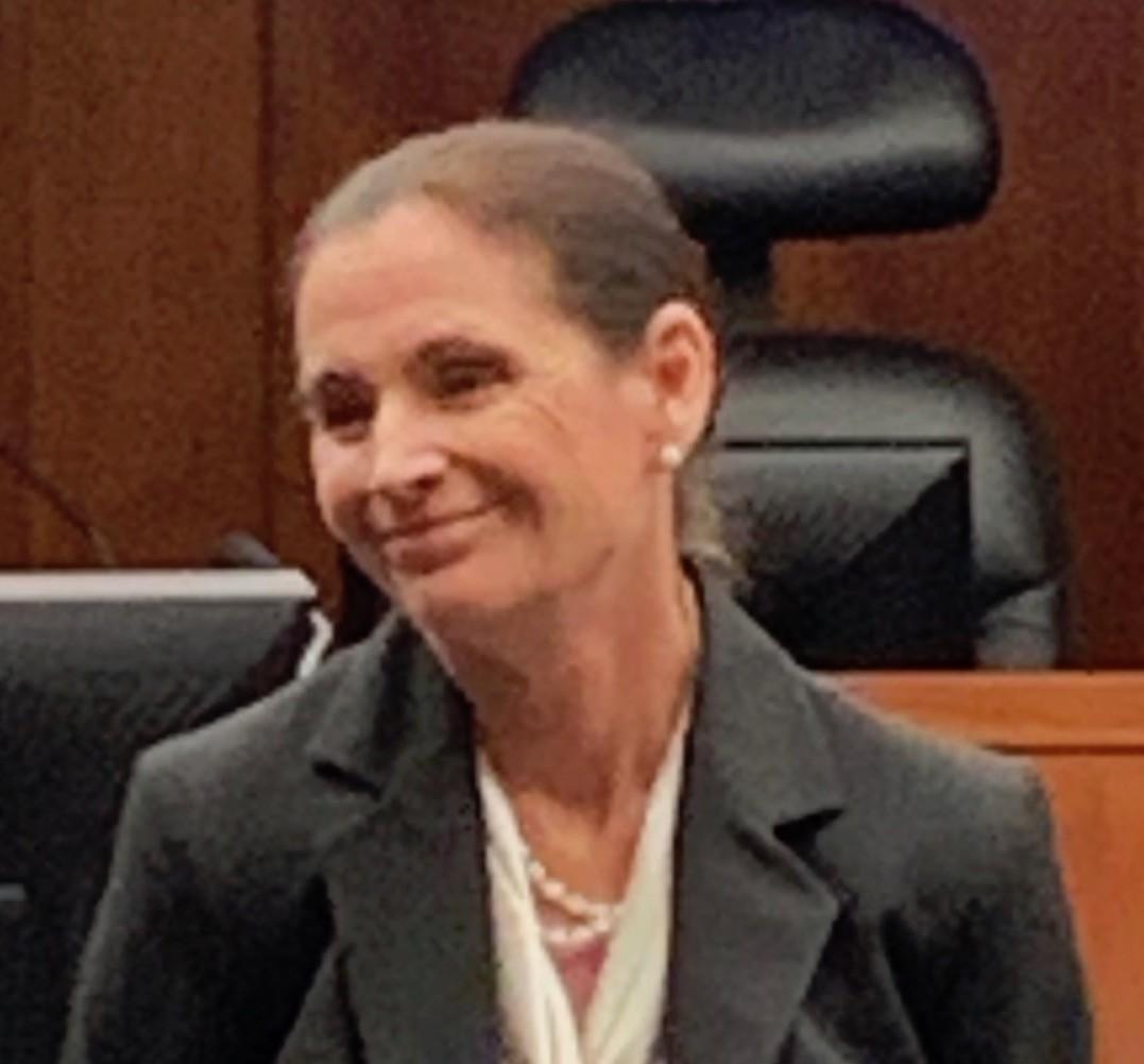 Judge Stacey Bawtinhimer