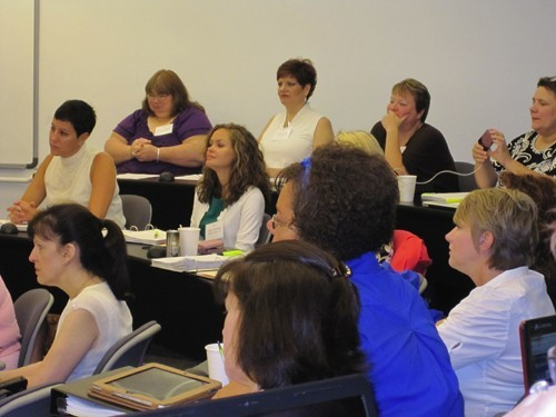 Advocates at the William and Mary Law School Institute of Special Education Advocacy ISEA