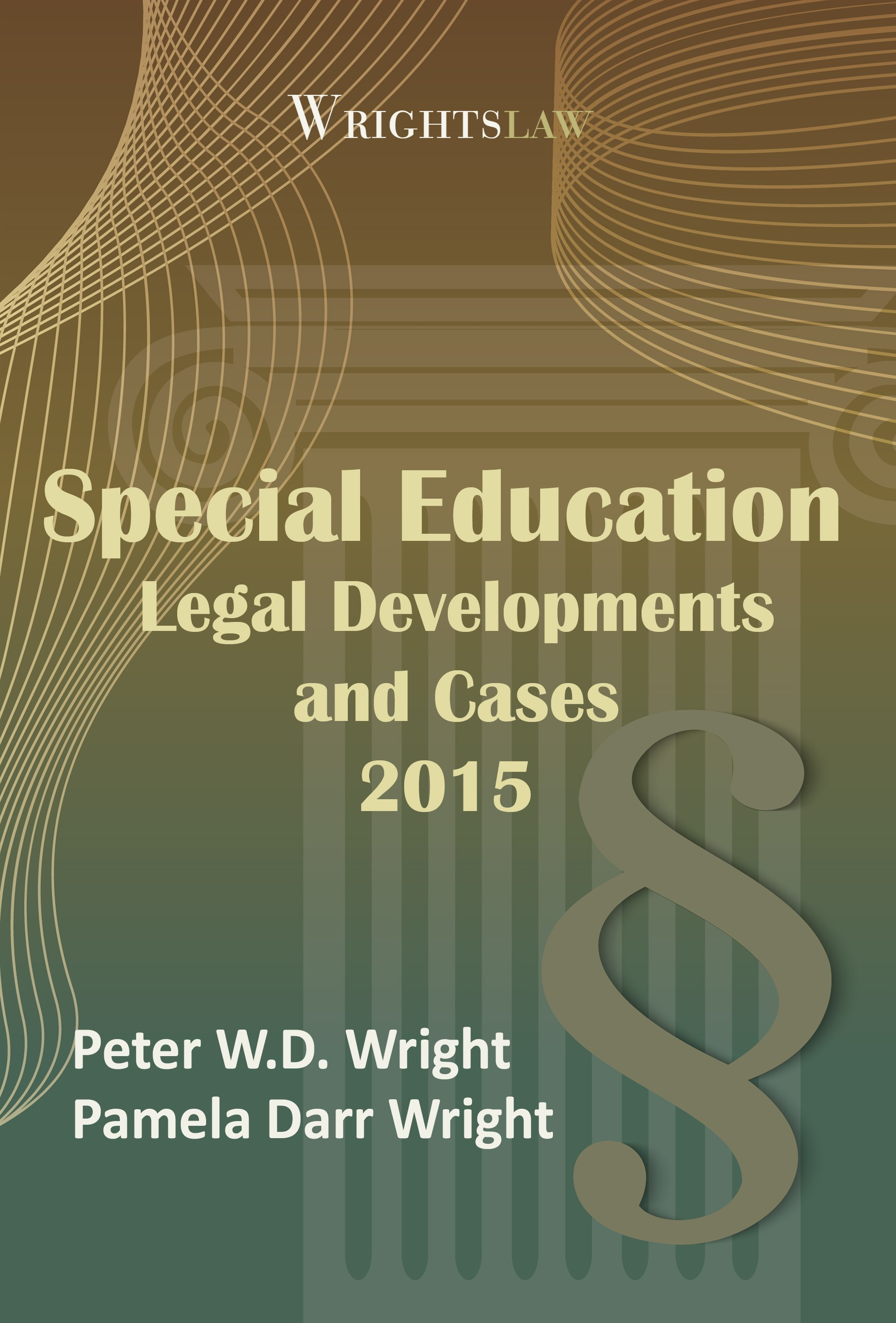 Wrightslaw Special Education Legal Developments and Cases 2015