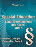 Wrightslaw Special Education Legal Developments and Cases 2018