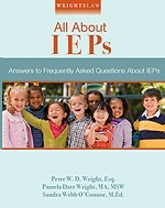 Wrightslaw: All About IEPs book
