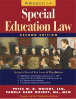 cover of Wrightslaw; Special Education Law