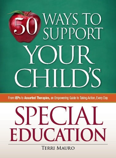 50 Ways to Suppport Your Child's Special Education