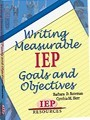 Writing Measurable Goals and Objectives, by Barbara Bateman