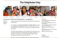 Wrightslaw Way Blog