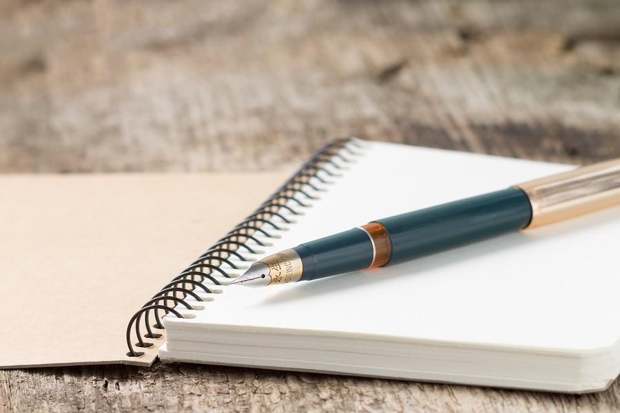 phone, datebook, journal