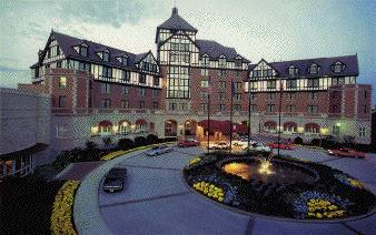 The Hotel Roanoke