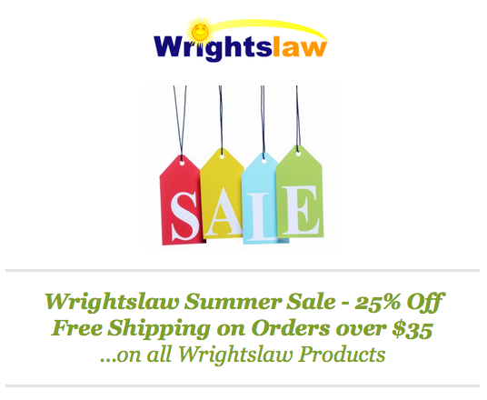 Wrightslaw Store