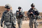 A Company, 1-17th IN BN, Afghanistan