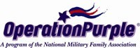 Operation Purple Summer Camps for Military Children