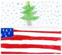 Merry Christmas to American servicemen