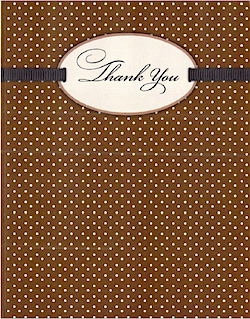 Wayne Early / Middle College High School Thank you notes
