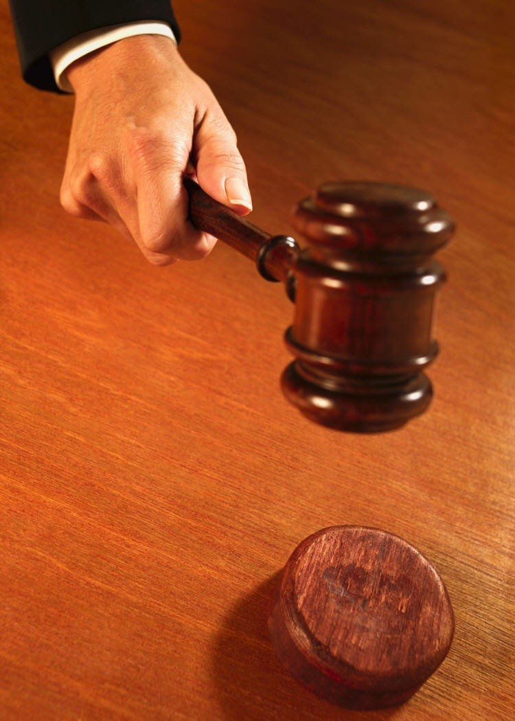 image of gavel