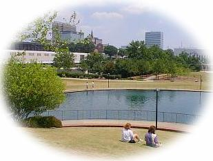 Finlay Park in Columbia