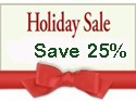 Holiday Sale 25% Off Wrightslaw Products