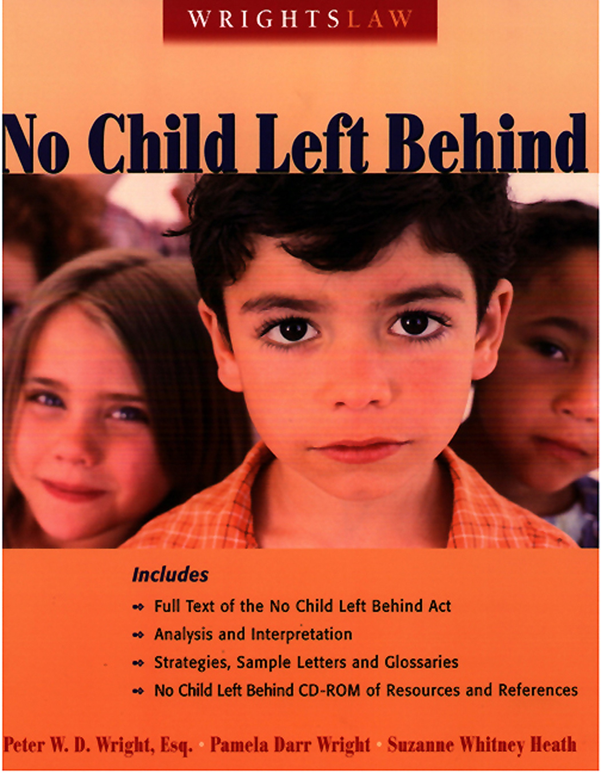"no child left behind law essay This paper examines the affects of the ""no child left behind law"" on the elementary and secondary education act that was originally passed in 1965."