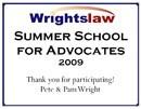 Summer School for Advocates Certificate