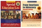 Wrightlsaw books: Special Education Law, From Emotions to Advocacy