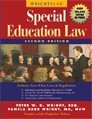 Wrightslaw: Special Education Law Book