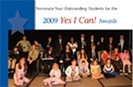Yes I Can Awards