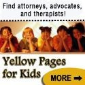 Find Help on the Yellow Pages for Kids with Disabilities