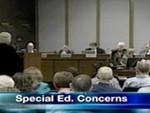 Board Hears Special Ed Concerns