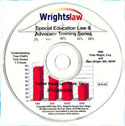 Wrightslaw Training CD ROM Understanding Your Child's Test Scores